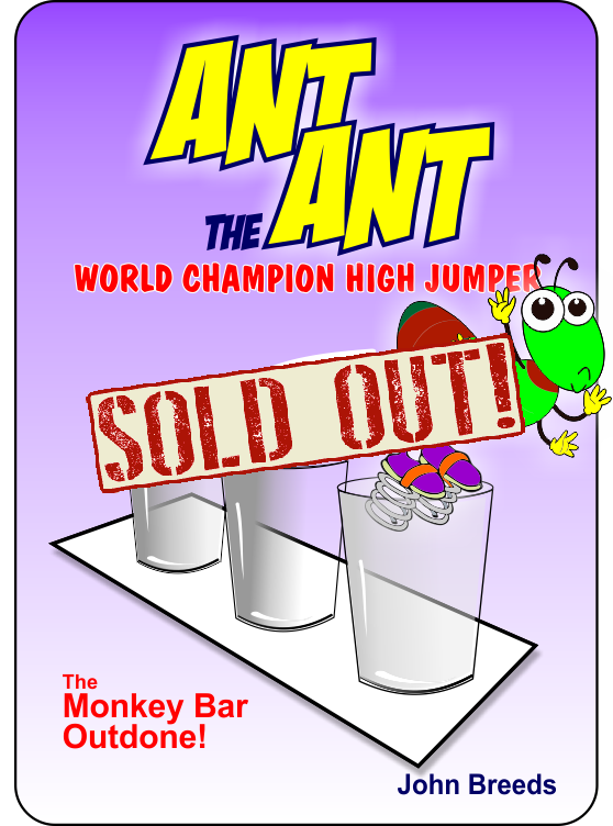 Flyer for Ant The Ant by John Breeds